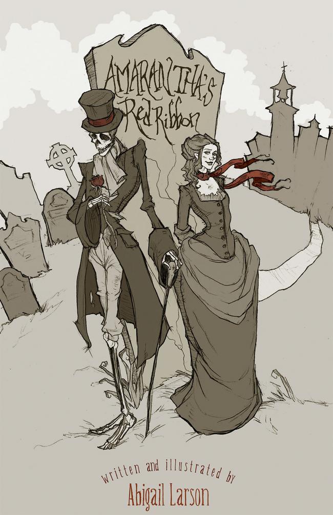 Abigail Larson - Amarantha's Red Ribbon
