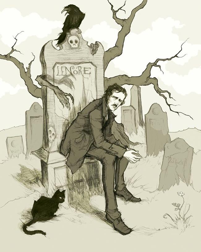 Abigail Larson - Edgar Allan Poe