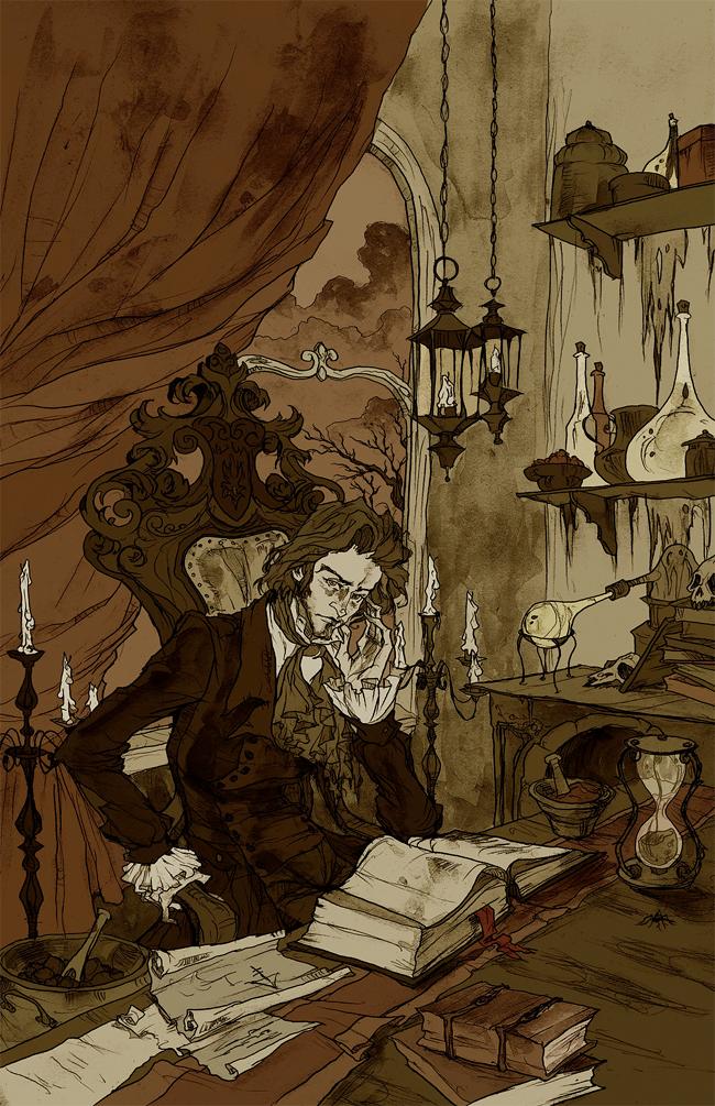 Abigail Larson - The Alchemist