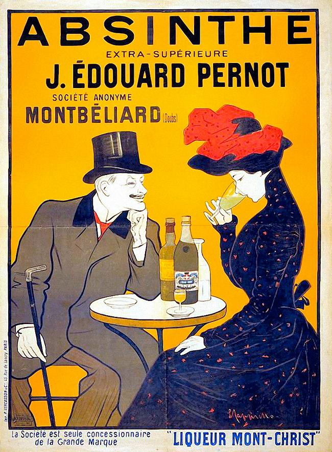 Absinthe Poster - Leonetto Cappiello