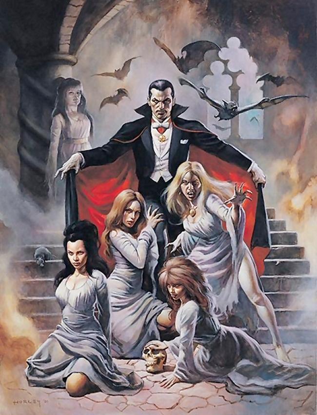 Alex Horley - Dracula