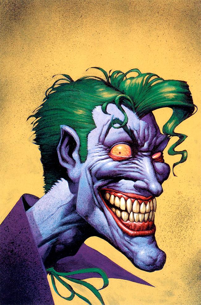 Alex Horley - Joker