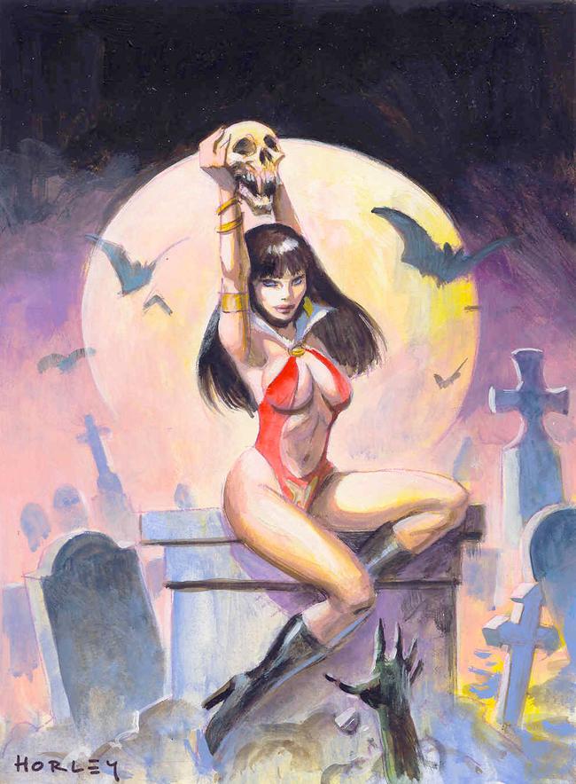 Alex Horley - Vampirella