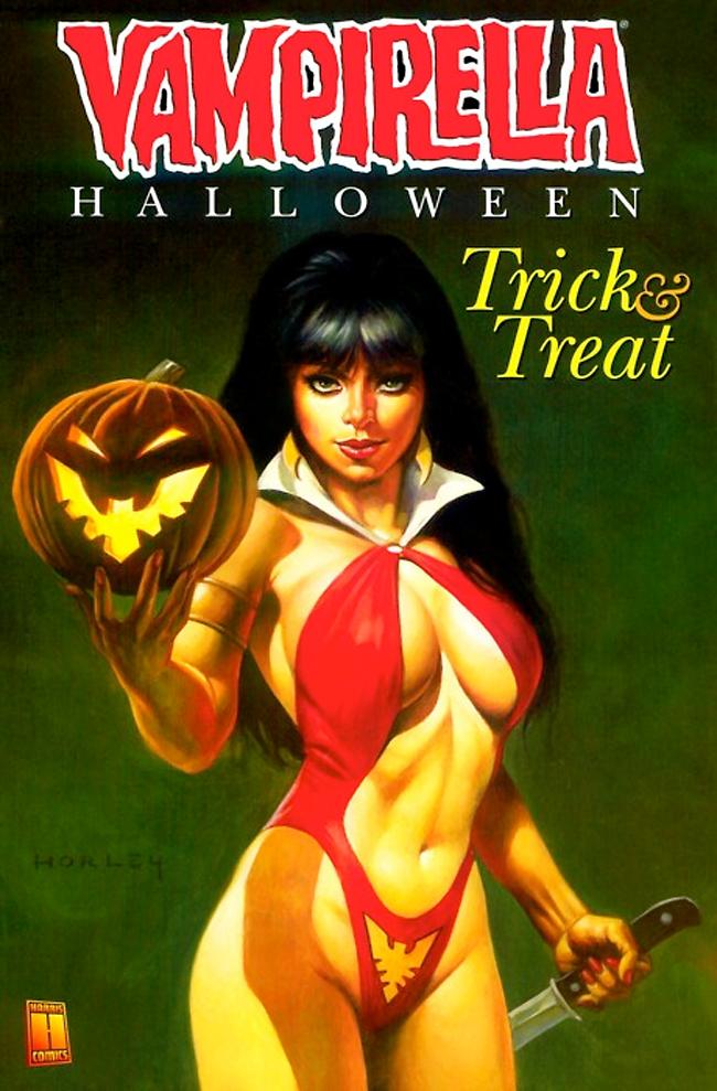 Alex Horley - Vampirella Halloween