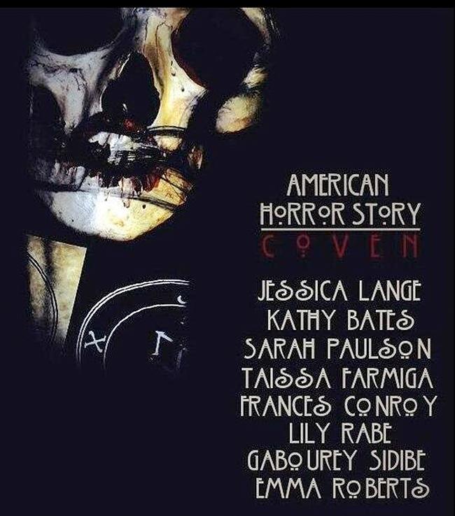 American Horror Story: Coven - Skull
