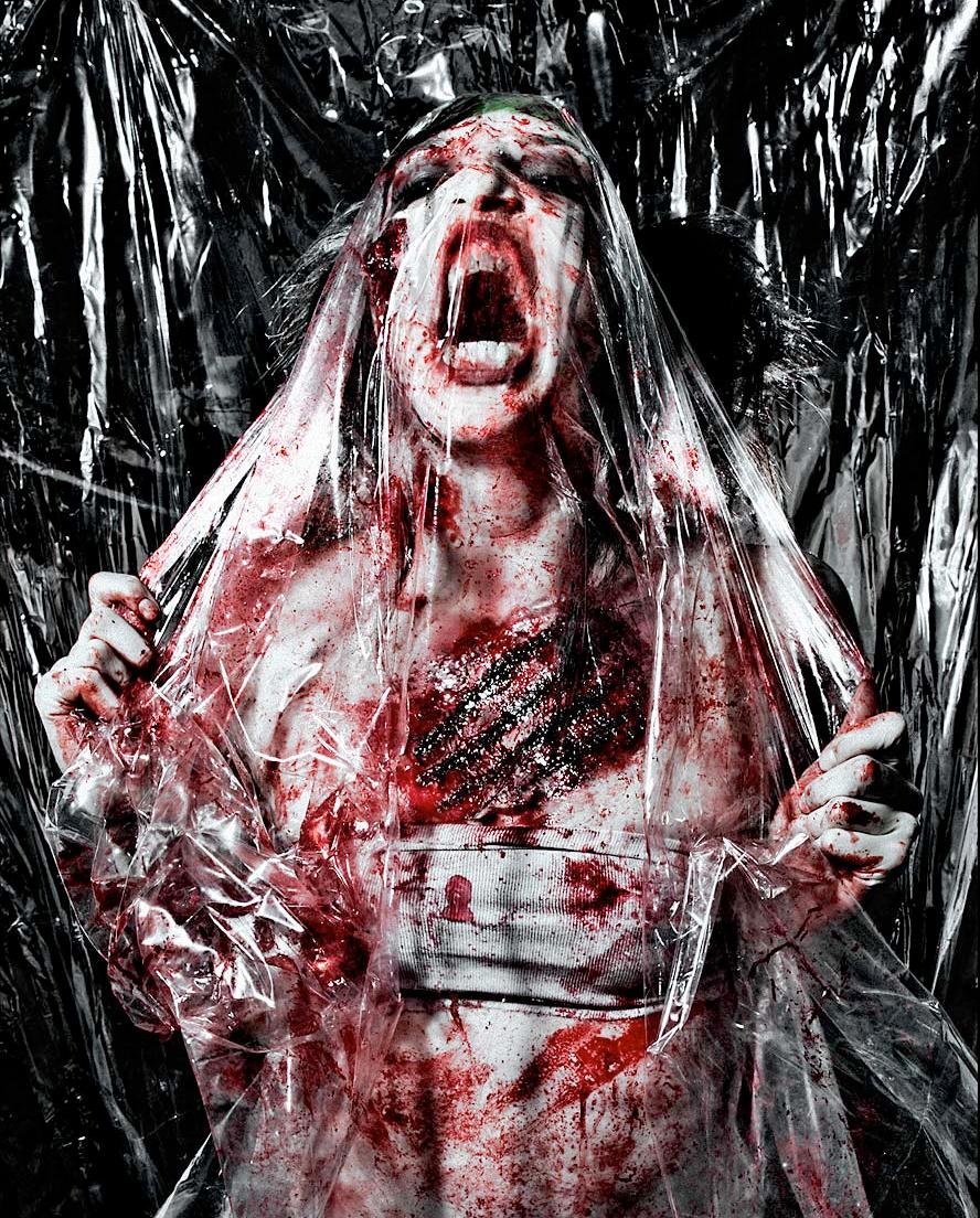 Anathema Photography - A Woman Scorned