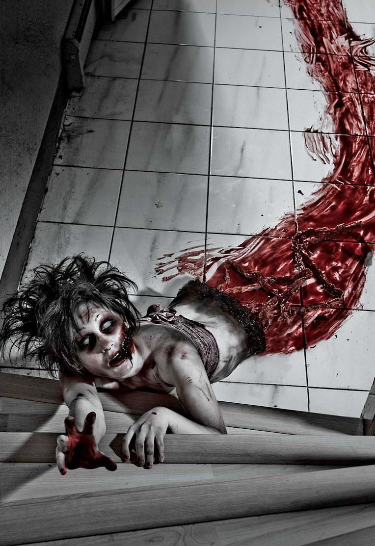 Anathema Photography - Crimson Mermaid