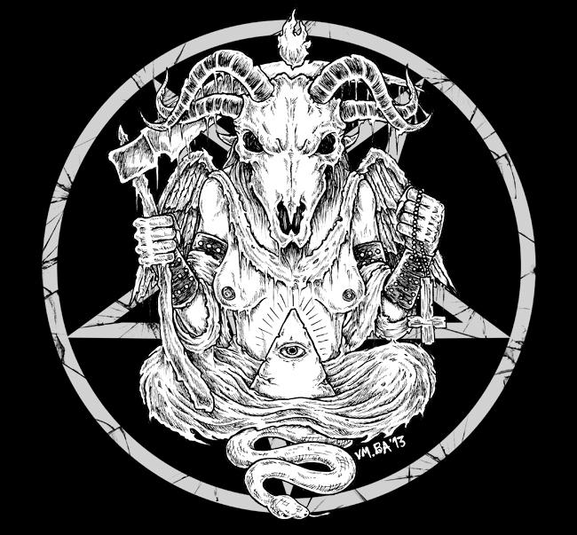 Baphomet - Vandoo Morpheus