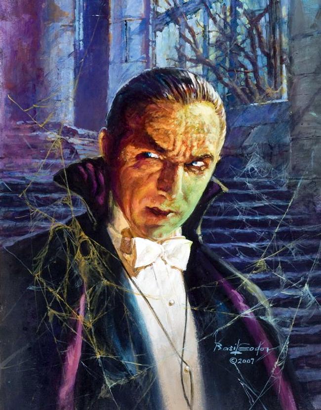 Basil Gogos - Dracula
