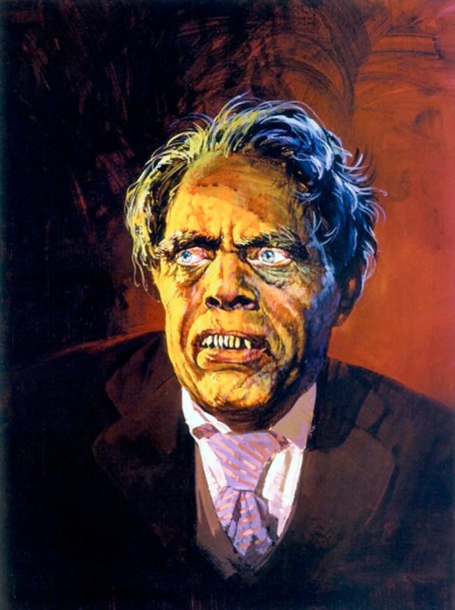 Basil Gogos - Son of Dr. Jekyll