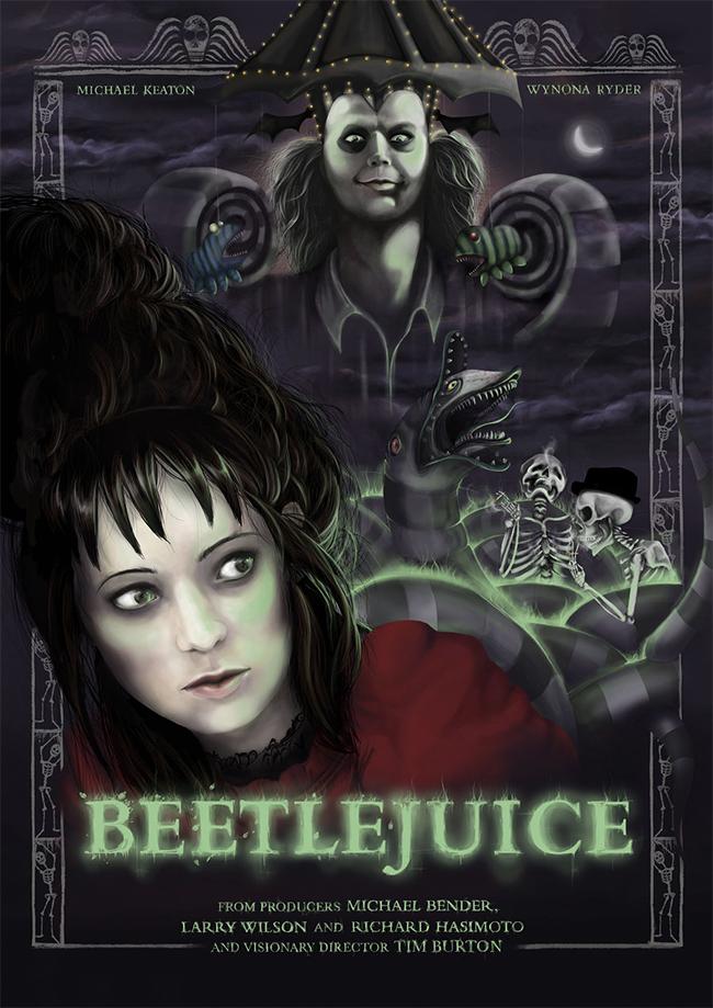 Beetlejuice - Sarah Ryan