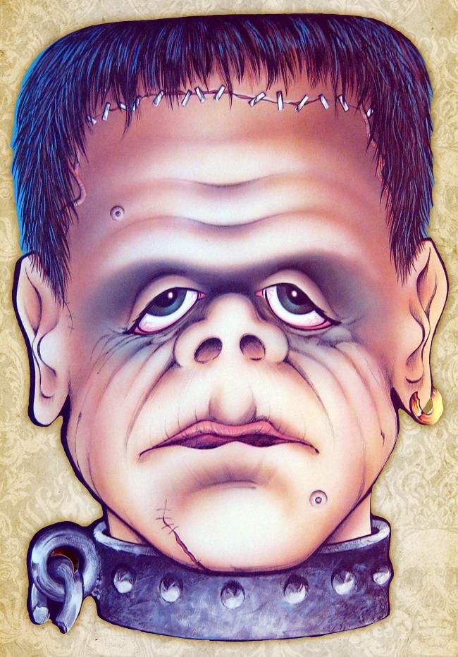 Beistle - Frankenstein