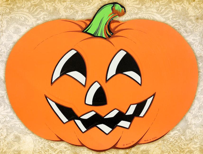 Beistle - Grinning Pumpkin