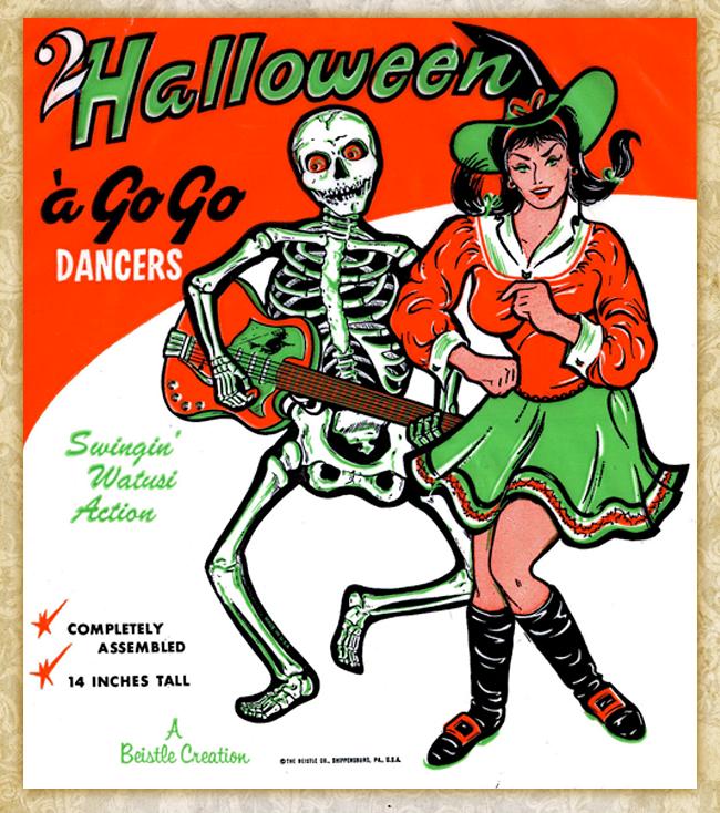 Beistle - Halloween a Go Go