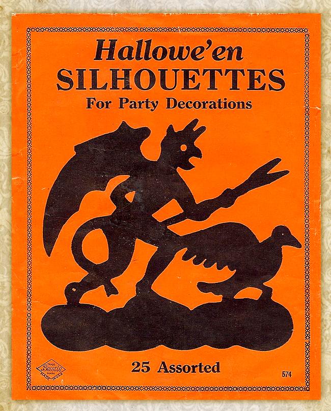 Beistle - Halloween Silhouettes