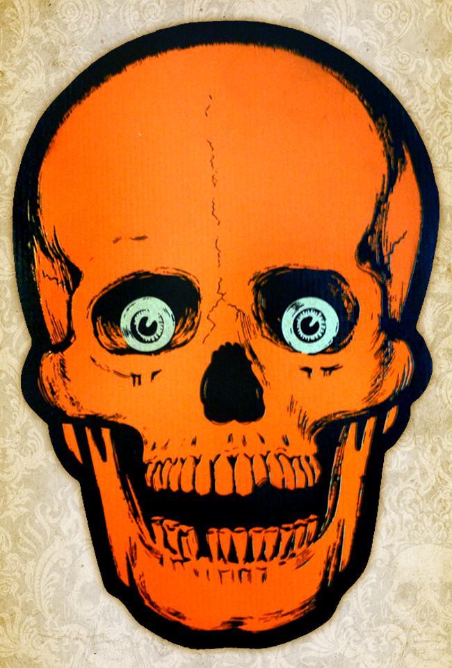 Beistle - Skull Die Cut