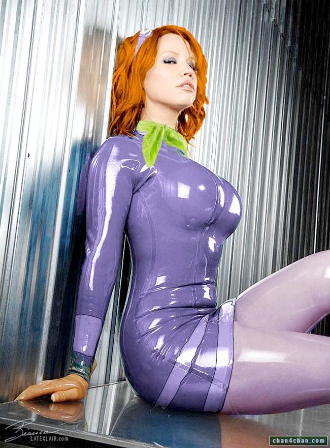 Bianca Beauchamp - Daphne Scooby Doo