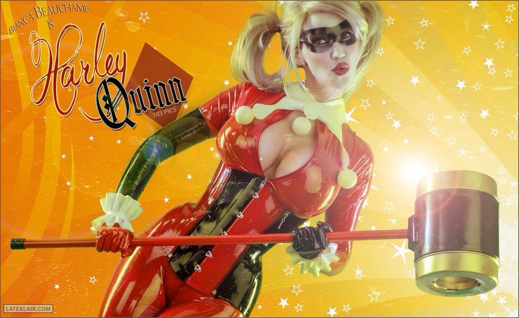 Bianca Beauchamp - Harley Quinn