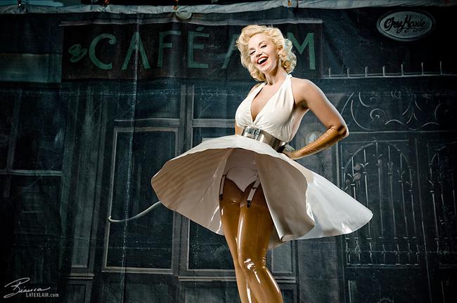 Bianca Beauchamp - Marilyn Monroe