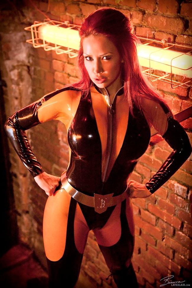 Bianca Beauchamp - Silk Spectre