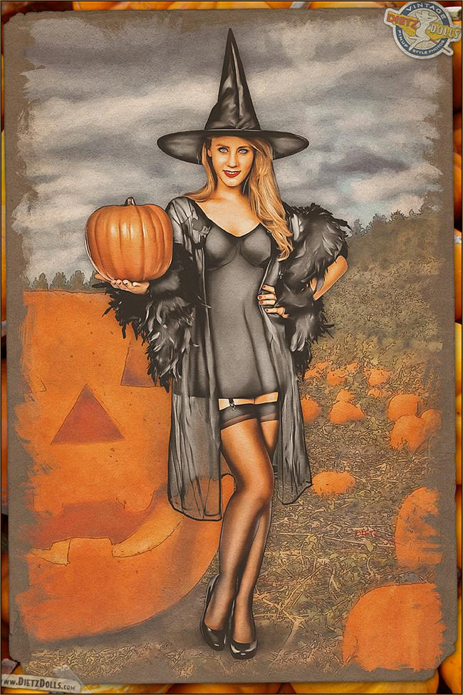 Britt Dietz - Halloween Time