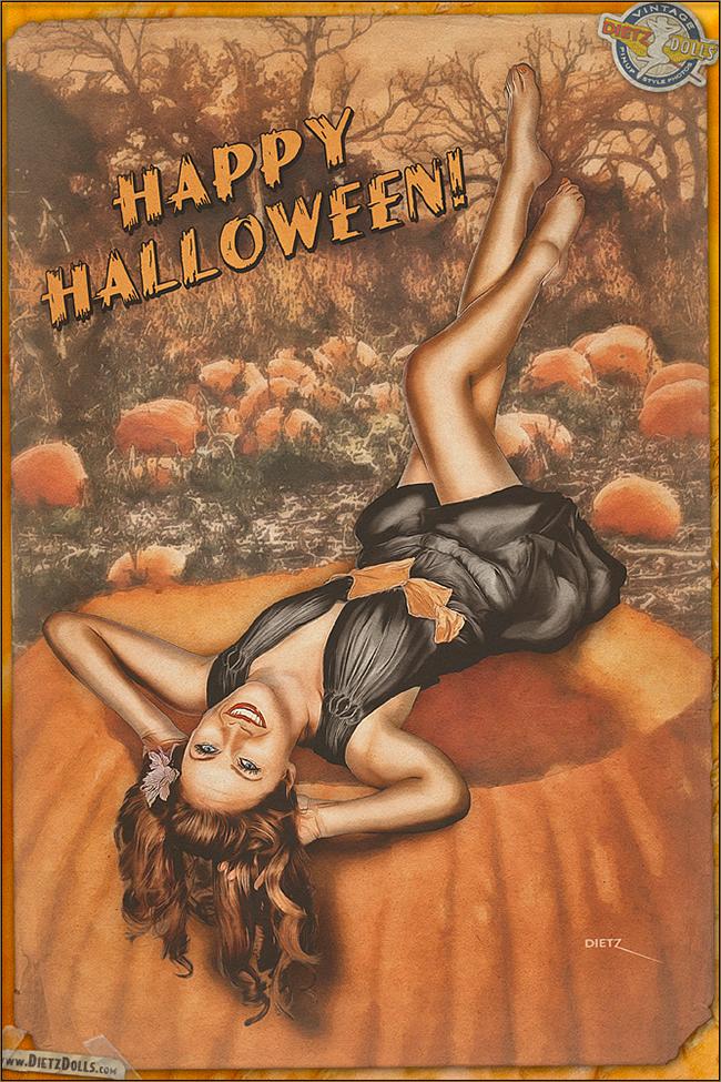 Britt Dietz - Happy Halloween!