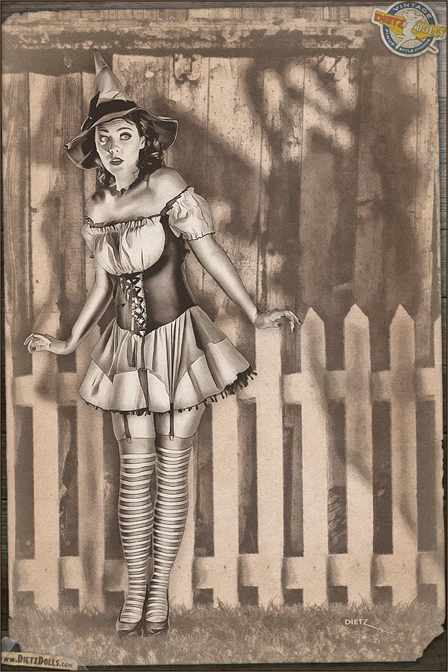 Britt Dietz - Playful Spooks