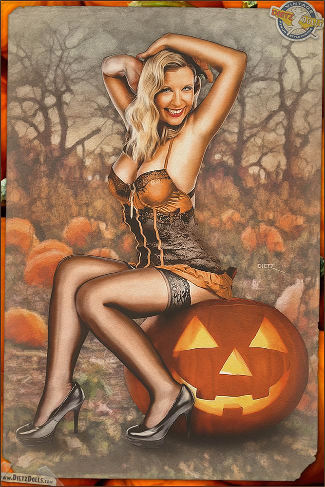 Britt Dietz - Pumpkin