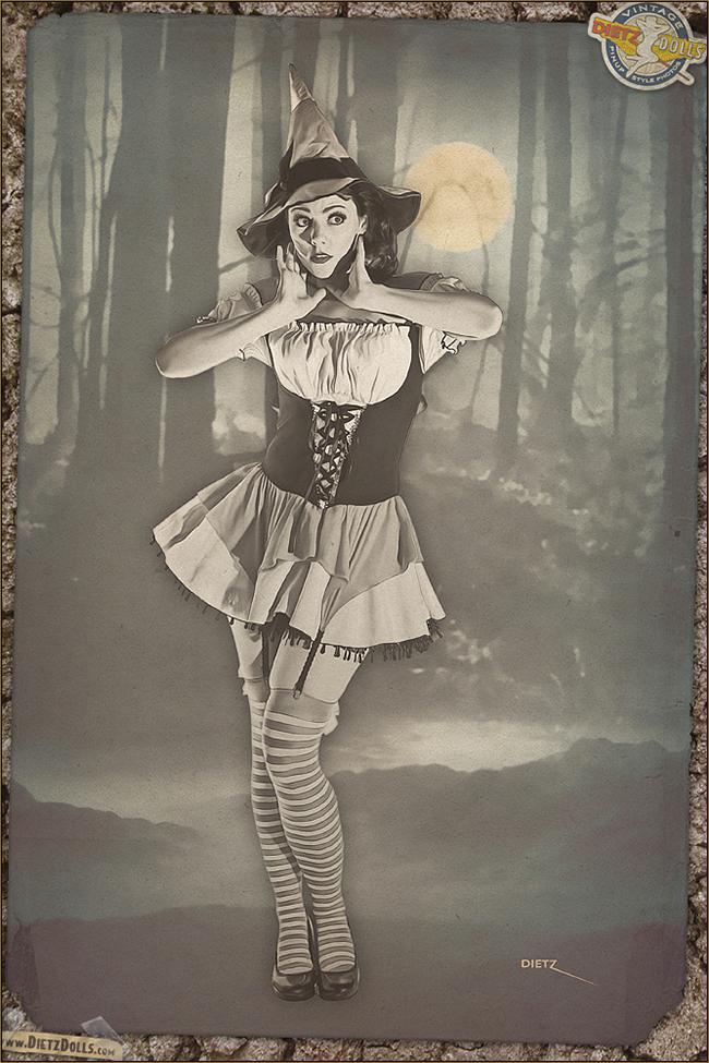 Britt Dietz - Spooky Forest