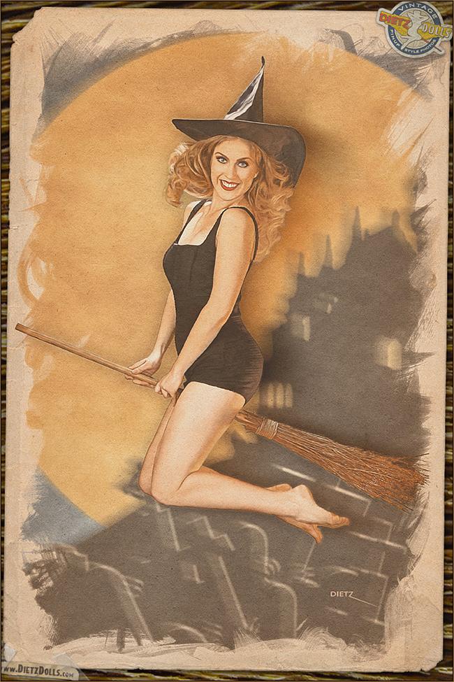Britt Dietz - Witch Flight!