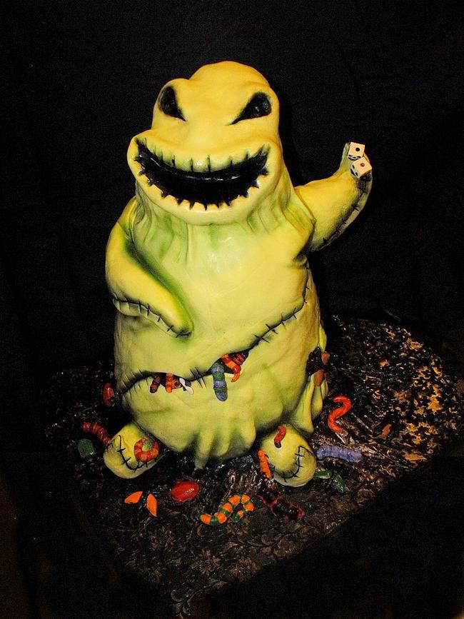 Halloween Cake - Cake Rhapsody