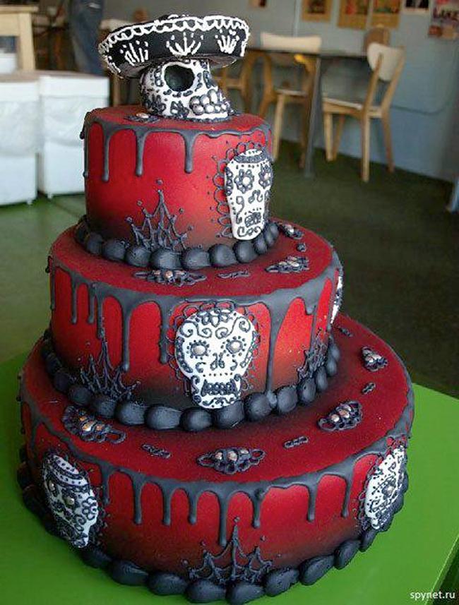Halloween Cake - Khatttt