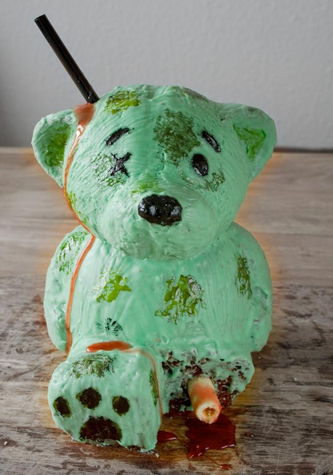 Halloween Cake - Thalija