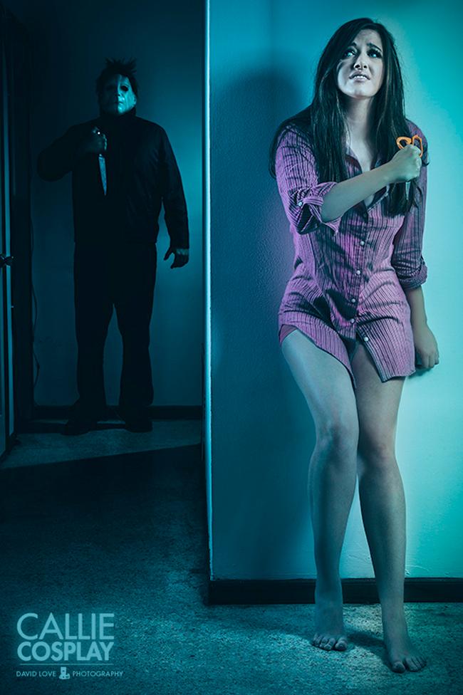 Callie Cosplay - Halloween