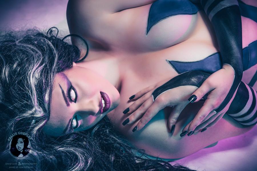 Callie Cosplay - Mortal Kombat: Sindel