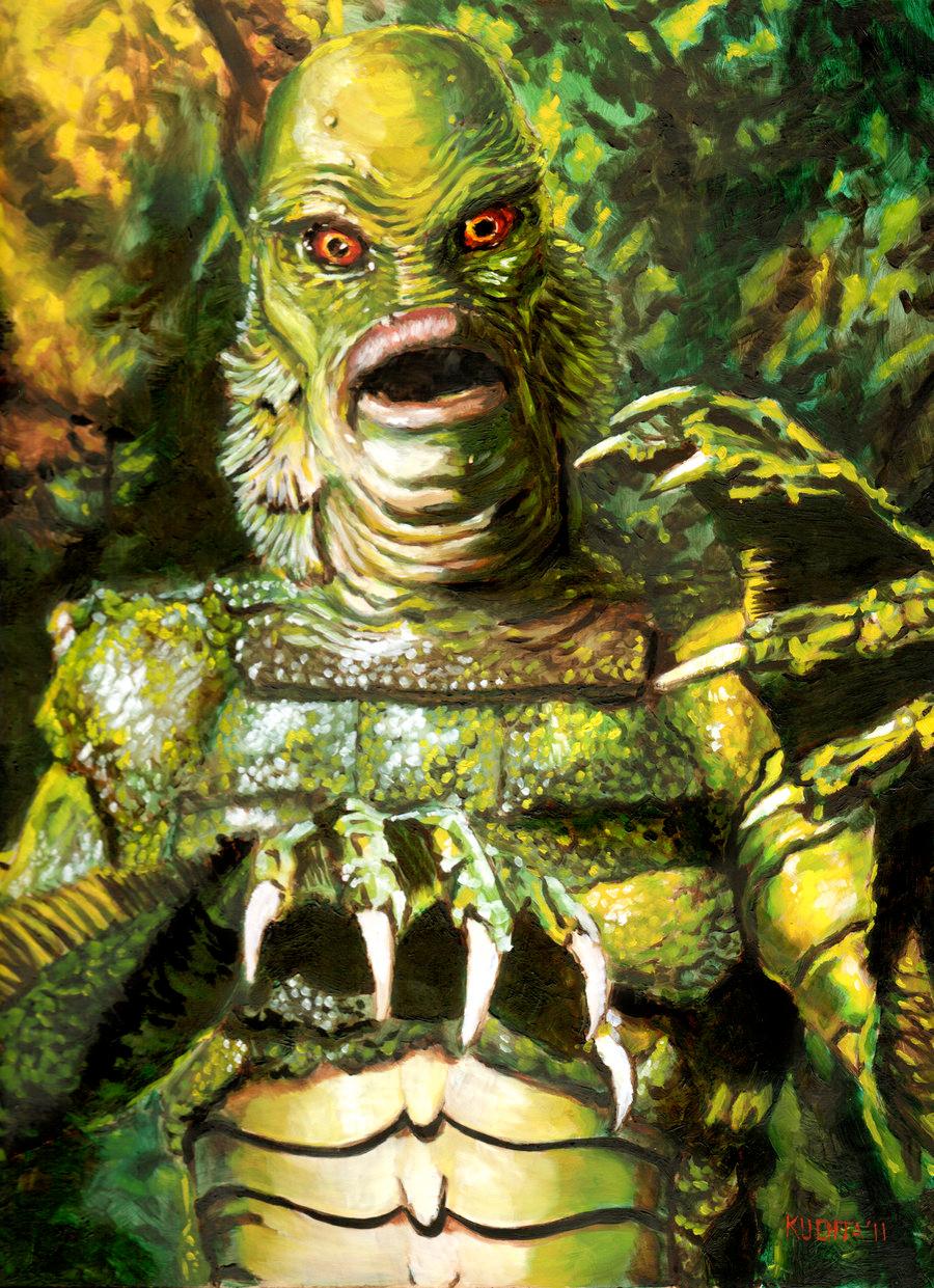 Chris Kuchta - Creature from the Black Lagoon