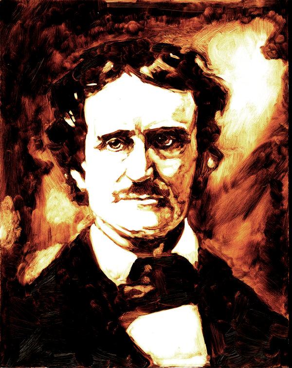 Chris Kuchta - Edgar Allen Poe