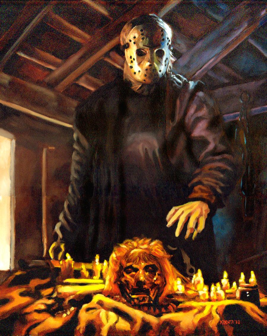 Chris Kuchta - Friday the 13th