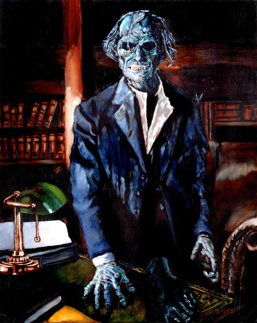Chris Kuchta - Grimesdyke Zombie