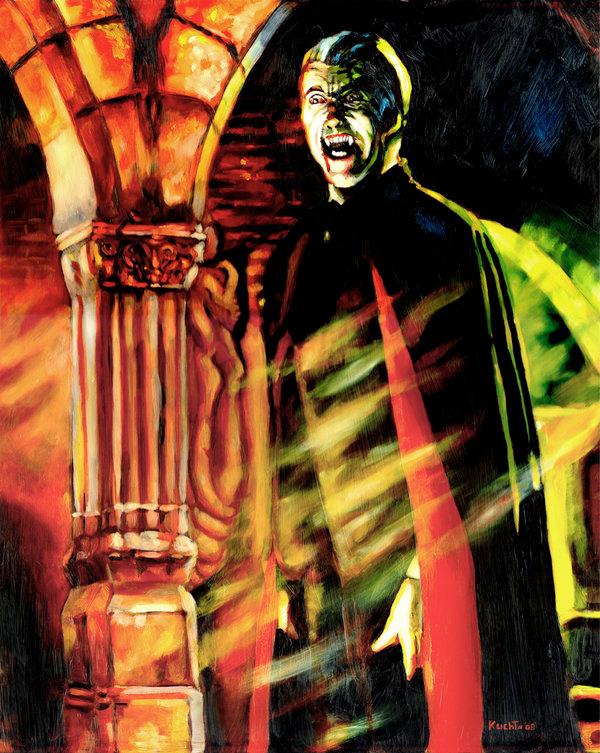 Chris Kuchta - Horror of Dracula