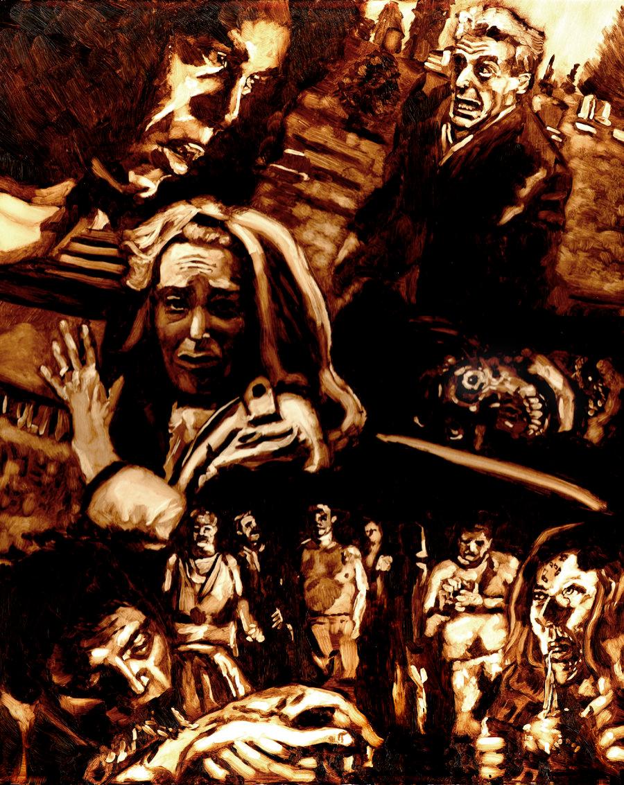 Chris Kuchta - Night of the Living Dead