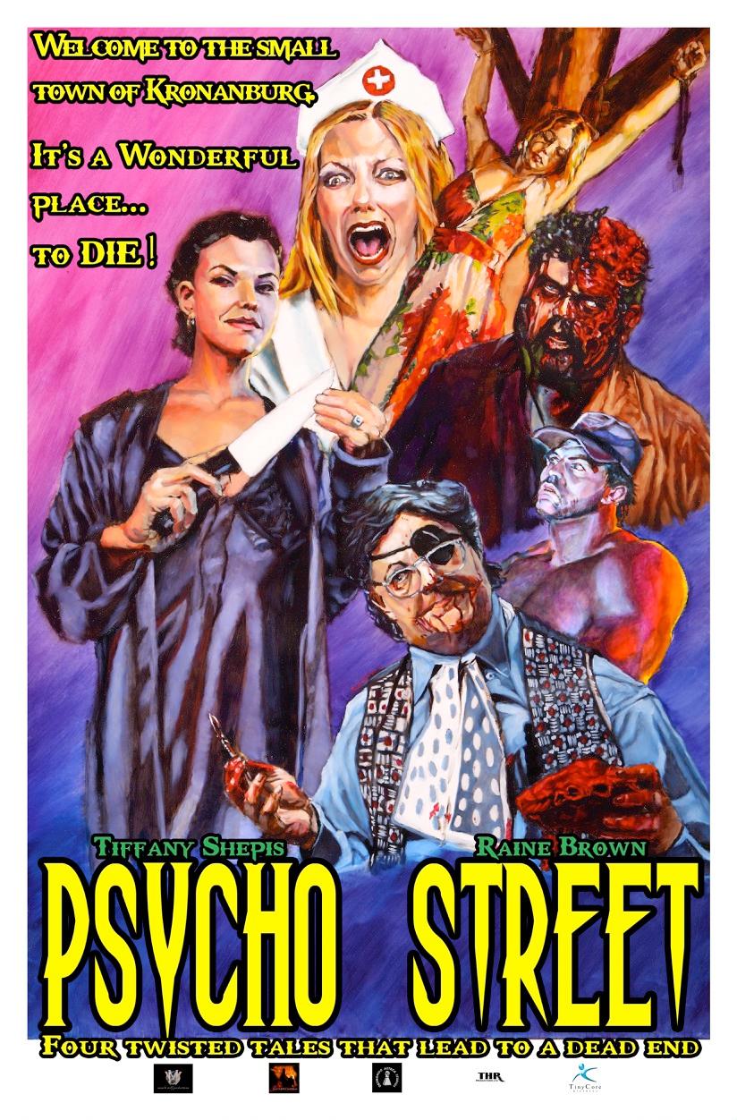 Chris Kuchta - Psycho Street