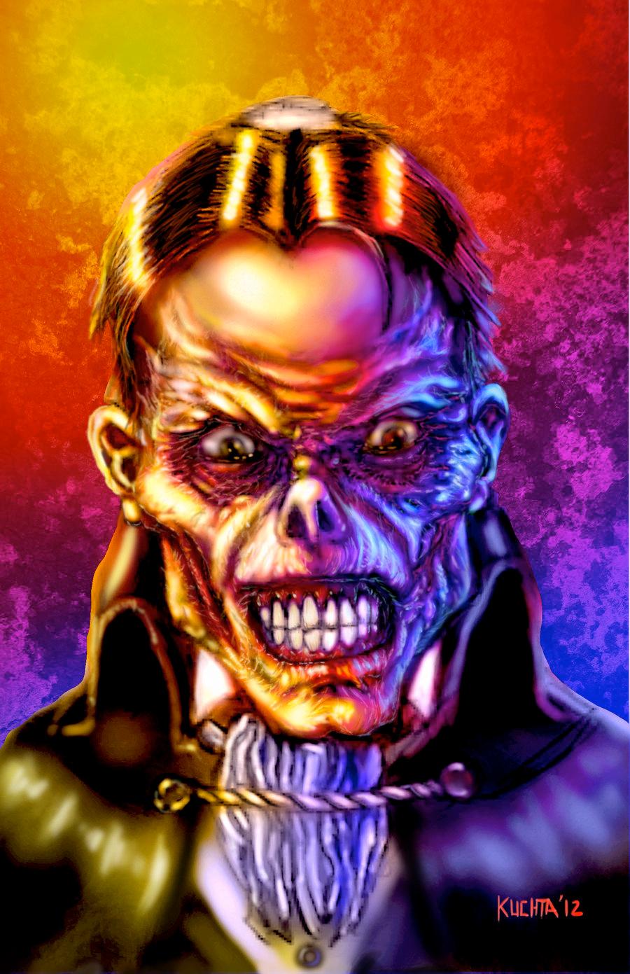 Chris Kuchta - The Phantom of the Opera