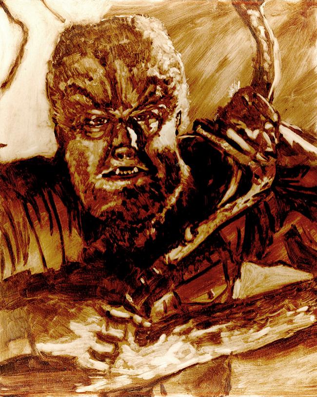 Chris Kuchta - The Wolfman