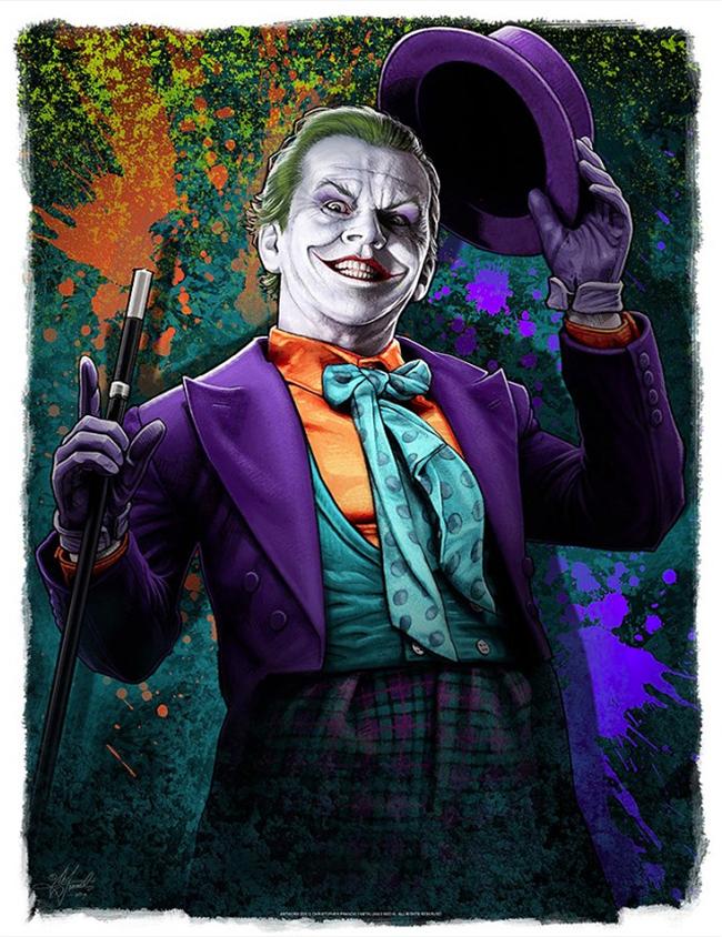 Christopher Franchi - Joker