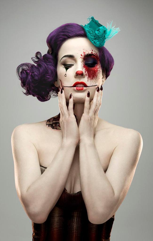 Clown - Dita Von Teese