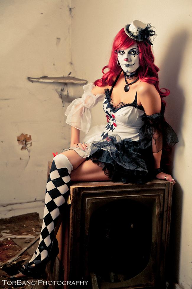 Clown - Torsten Bangerter