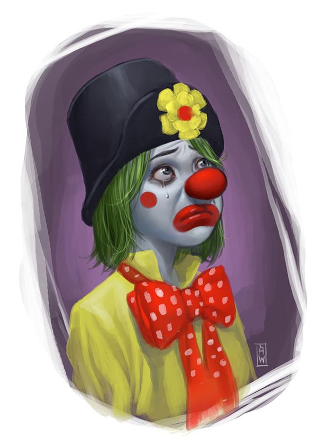 Clown - Admira Wijaya