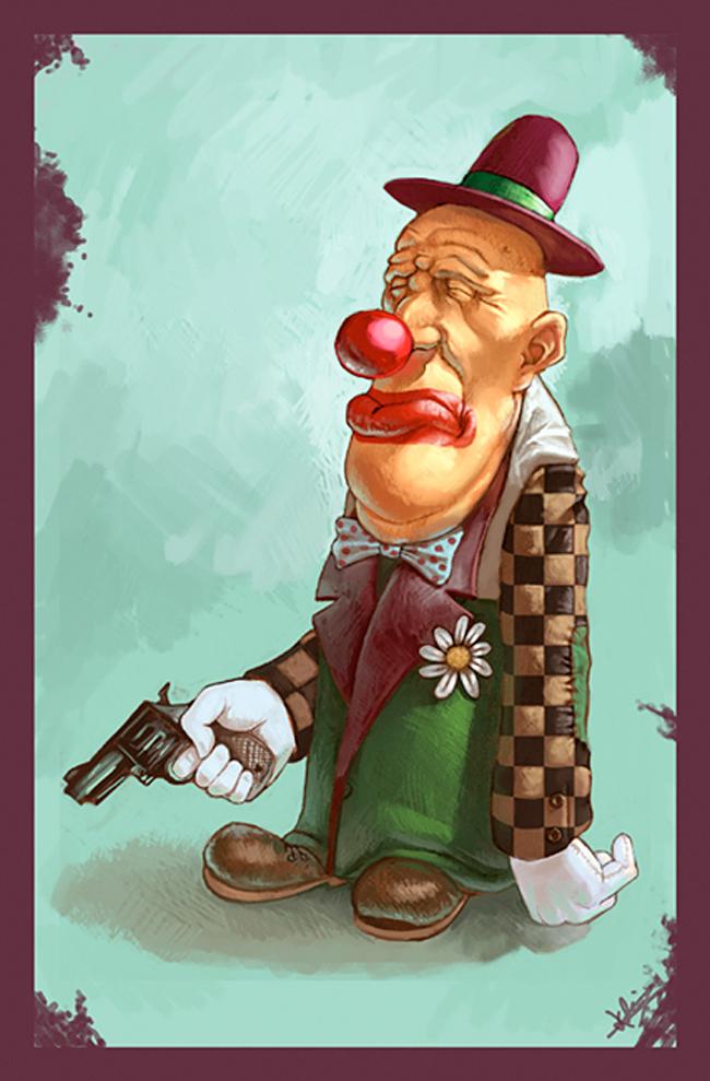 Clown - Konstandinos D