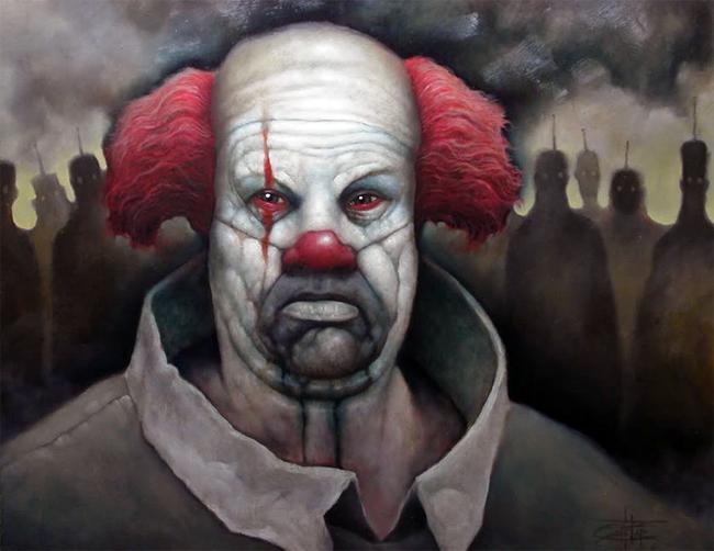 Clown - Chet Zar